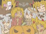 Happy Chibi Halloween~!