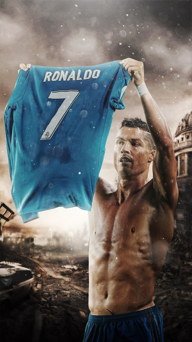 Cristiano Ronaldo wallpaper by AZKAFC on DeviantArt