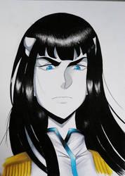 satsuki kiryuin by turbo-umar