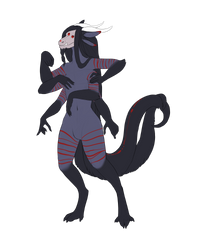 Monster Gacha 012 by owlette-adopts