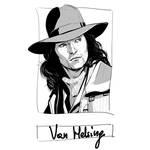 Sixfanarts , Van Helsing