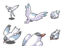 Tern Sprites by fuzzball288