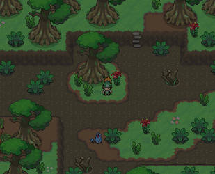 Muddy Jungle by fuzzball288