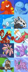 Unappreciated Pokemon by fuzzball288
