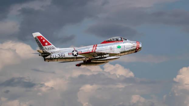Canadair F-86E MK.6