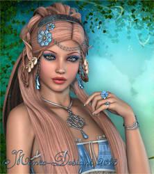 Beautiful Elfen