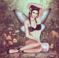 Forest Faery Jeelly