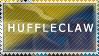 Huffleclaw Stamp by PlaidBird