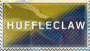 Huffleclaw Stamp by PlaidBird