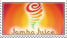 Jamba Juice Stamp by PlaidBird