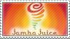 Jamba Juice Stamp by PlaidBird