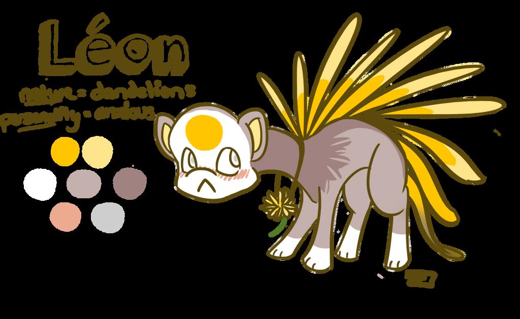 Leon the Finnedyr by PlaidBird