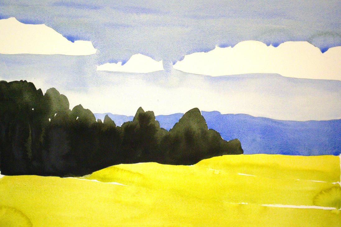 Landscape 6 by AntoineRozel