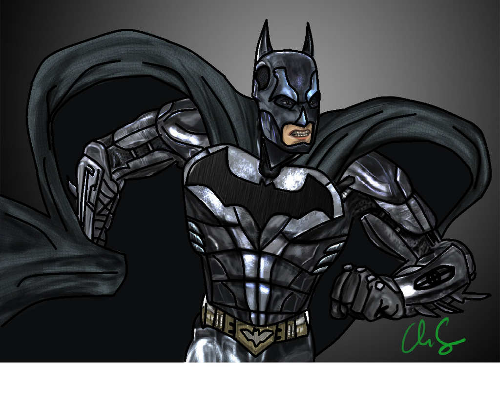 Injustice Batman by thatotherguy01