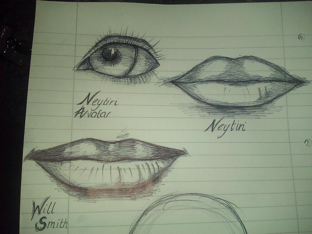 love facial features