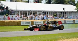 Formula 1 FOS - Lotus