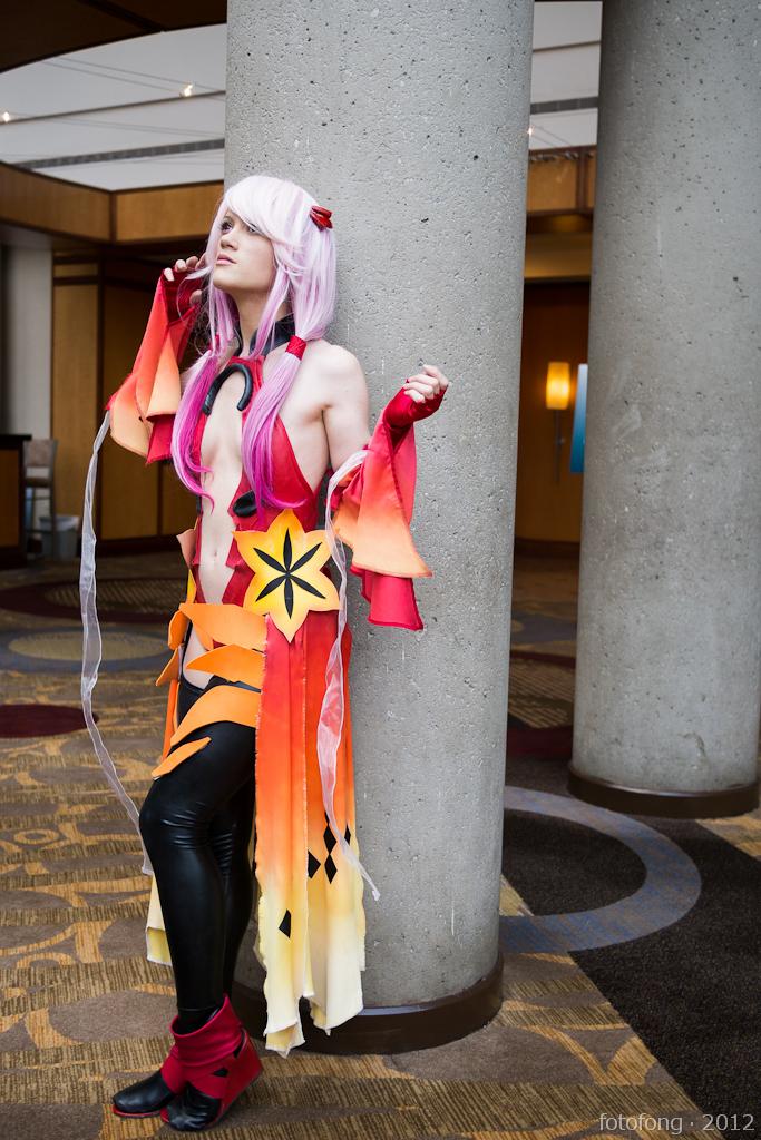 Inori Battle Outfit by fotofong