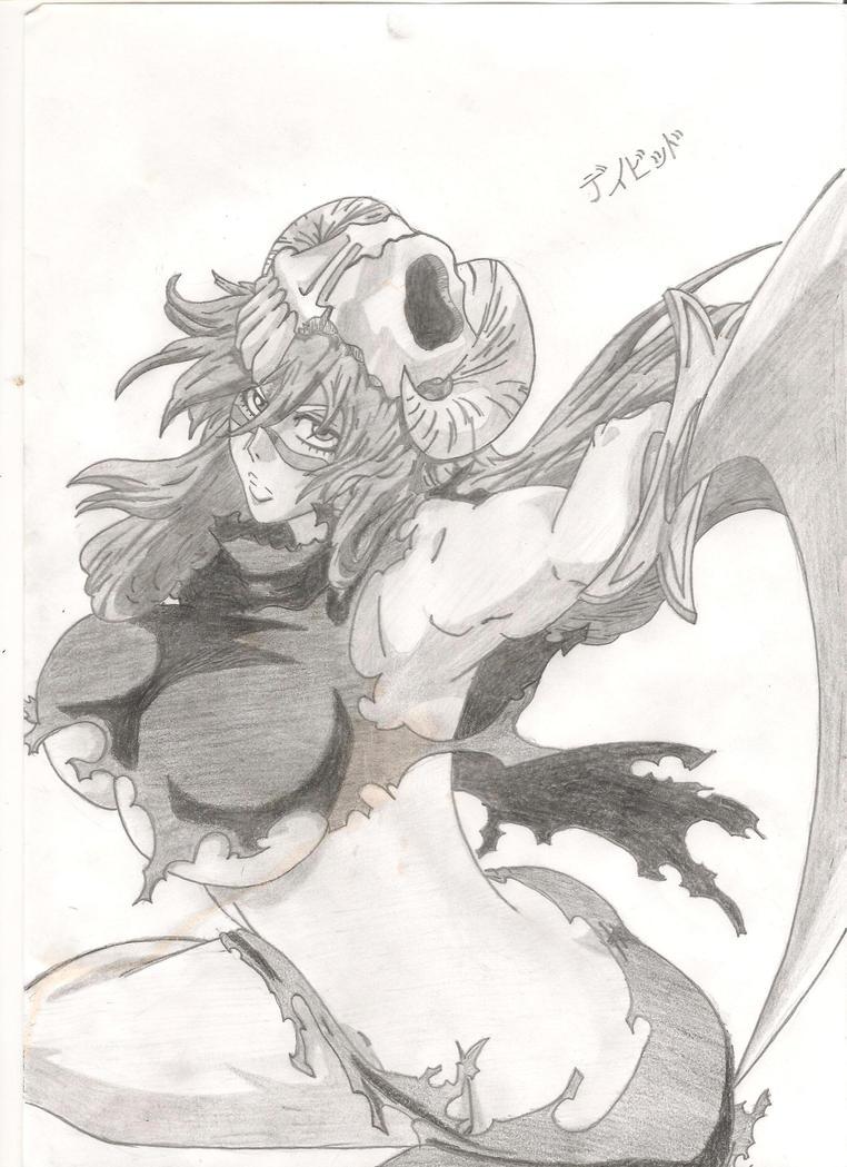 Neliel by EnragedPencil