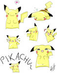 Too much of Pikachu