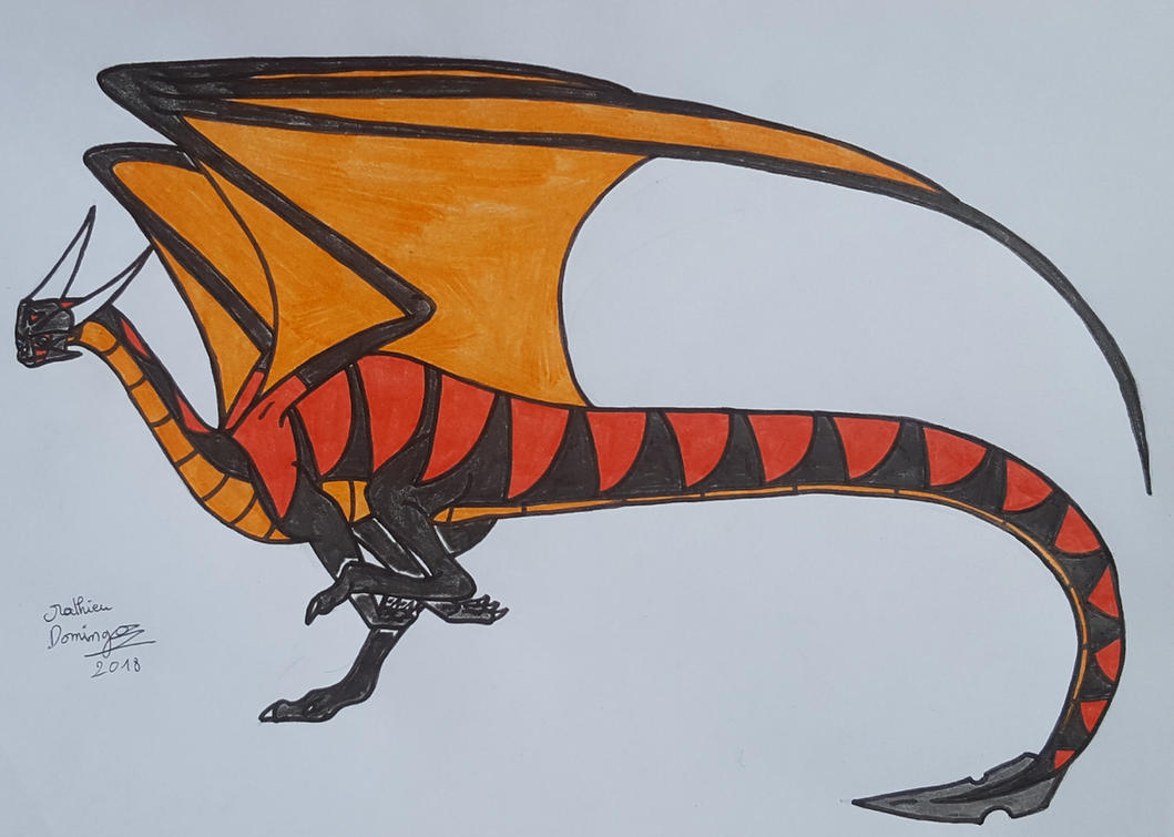Apophis le jeune Dawinien 4 by dragoonbeyblade