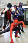 Spidey and The X-Men