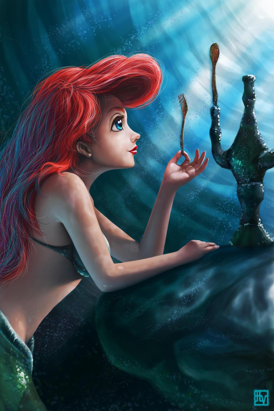 Ariel by Houa-Vang on DeviantArt
