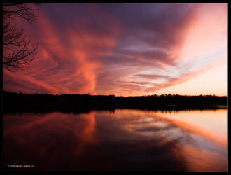 Sunset Full Color by Mogrianne