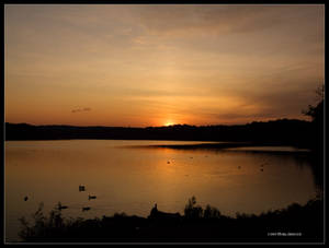 Sunset July 30th
