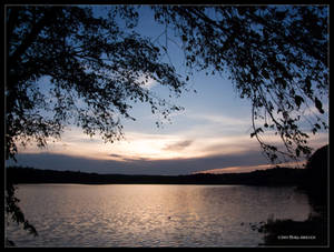 Sunset August 10th