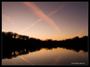 X Marks the Sunset