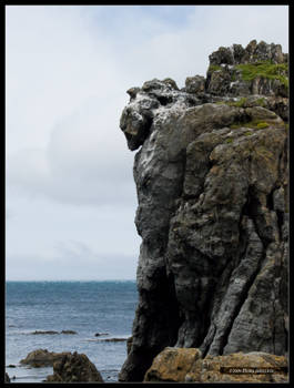 Guardian in Stone