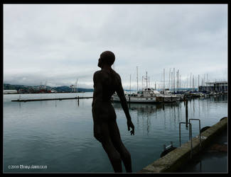 Wellington Harbour 2 by Mogrianne