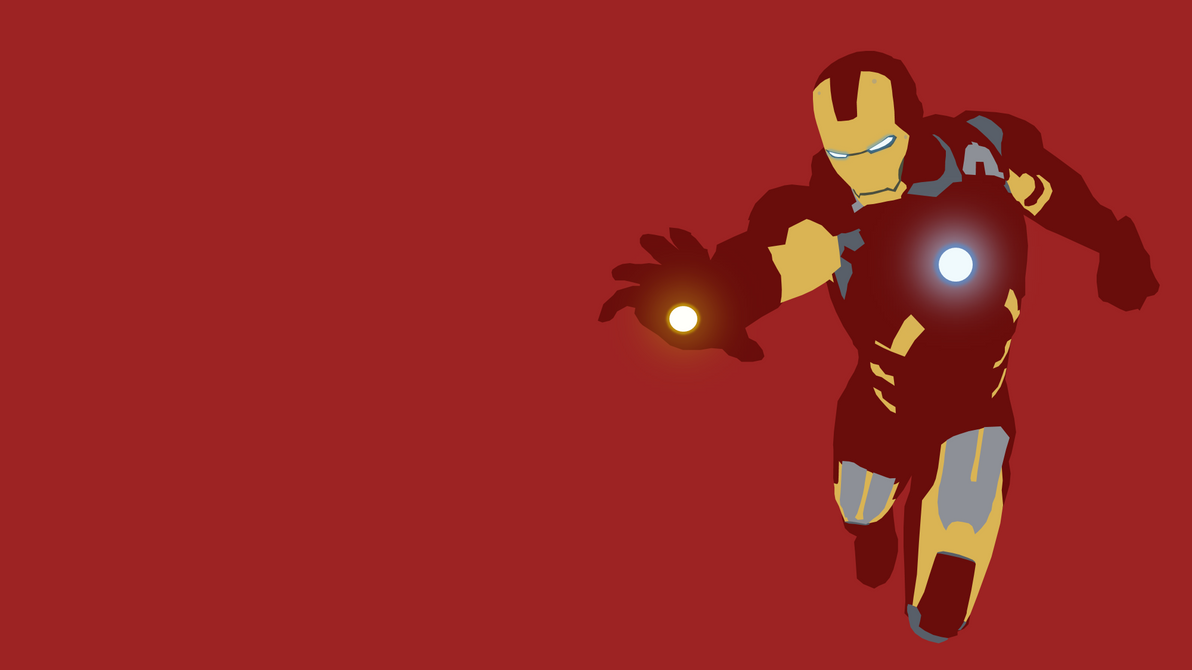 Iron Man By Reverendtundra