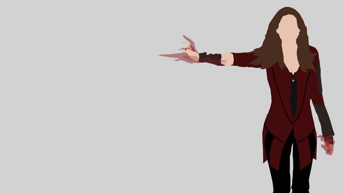 Scarlet Witch By Reverendtundra