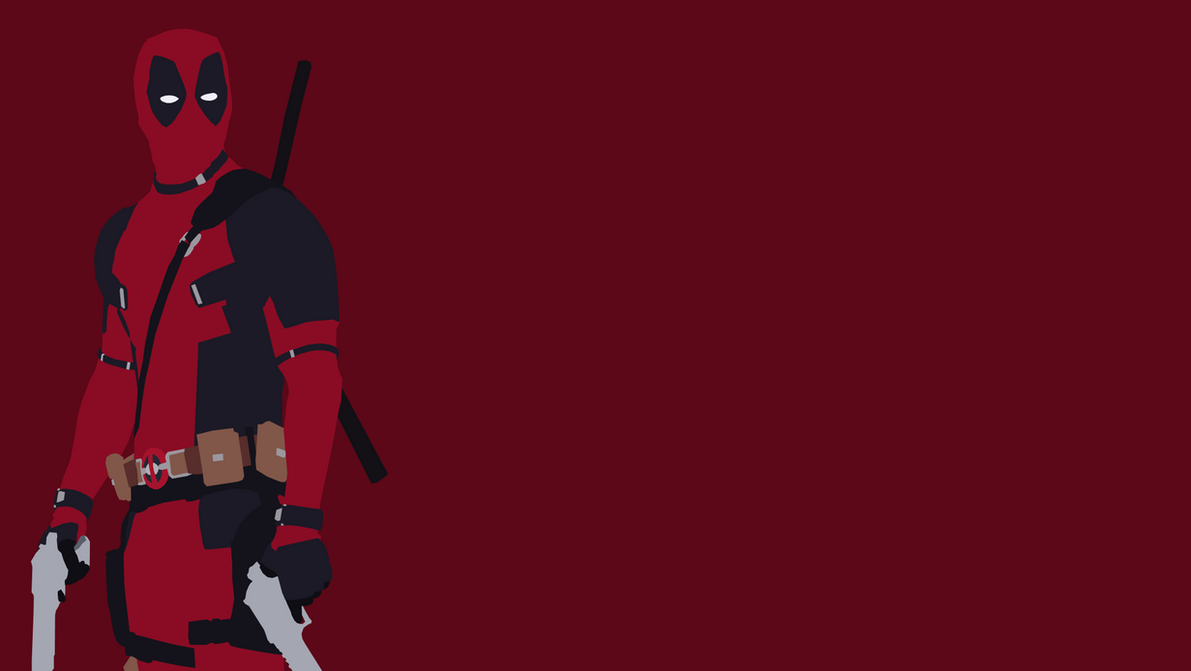 Deadpool Deviantart Wallpaper