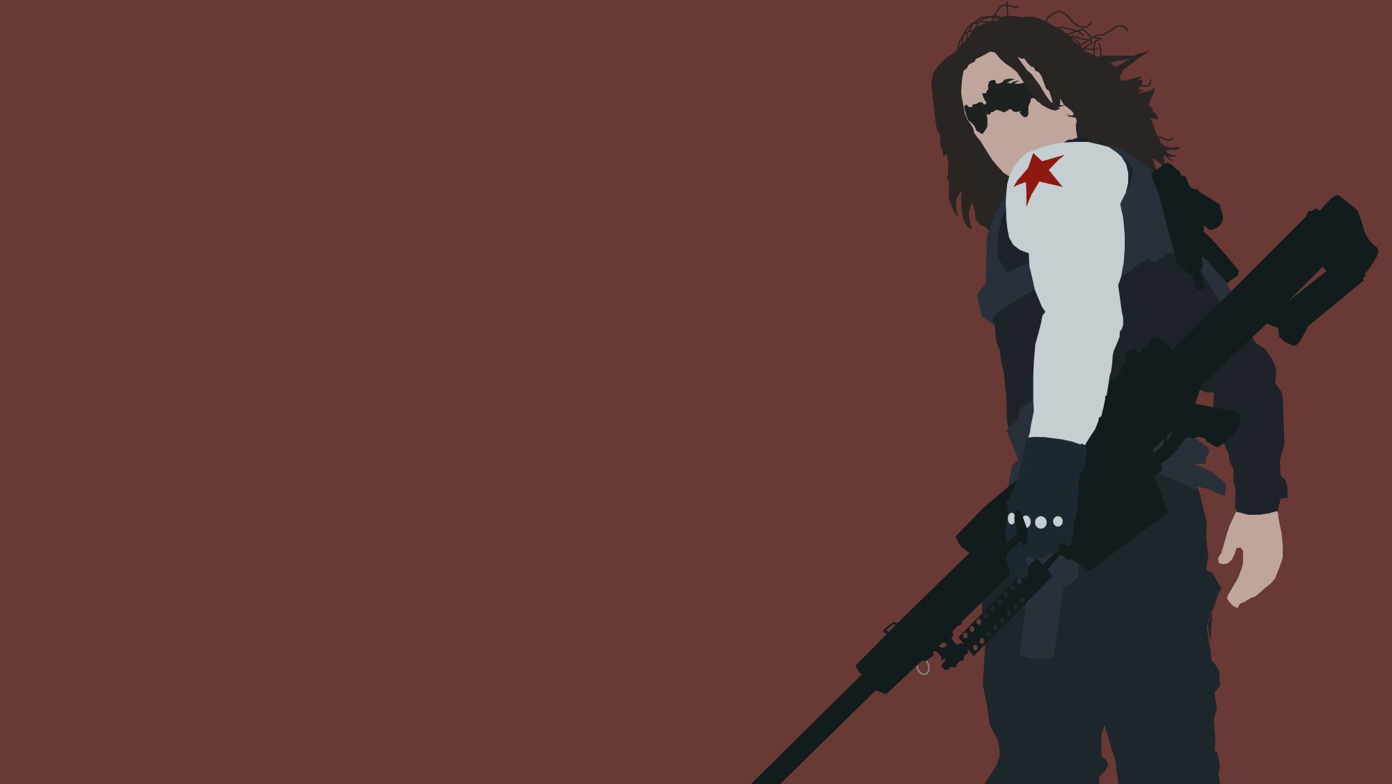 the winter soldier by reverendtundra on deviantart