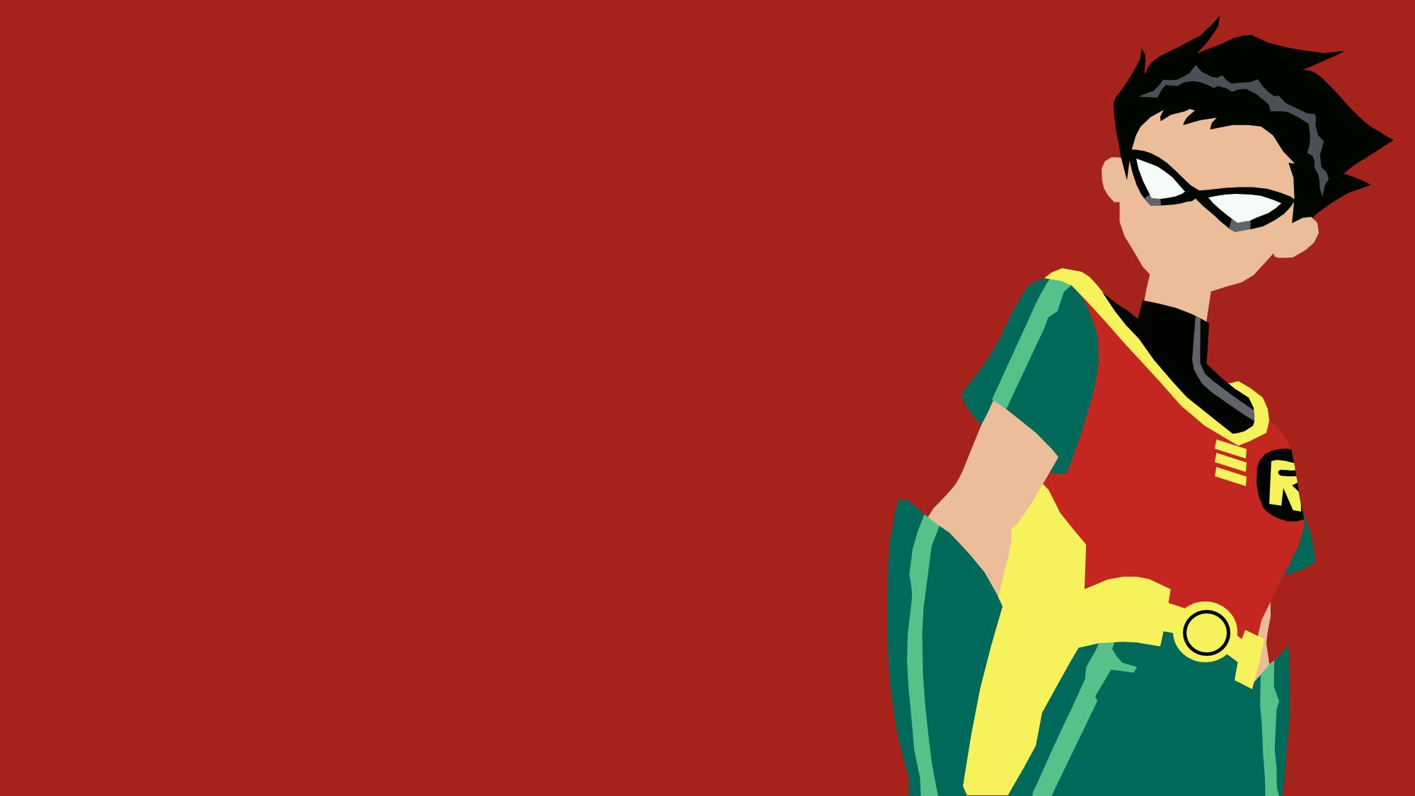 Robin On Teen Titans 62