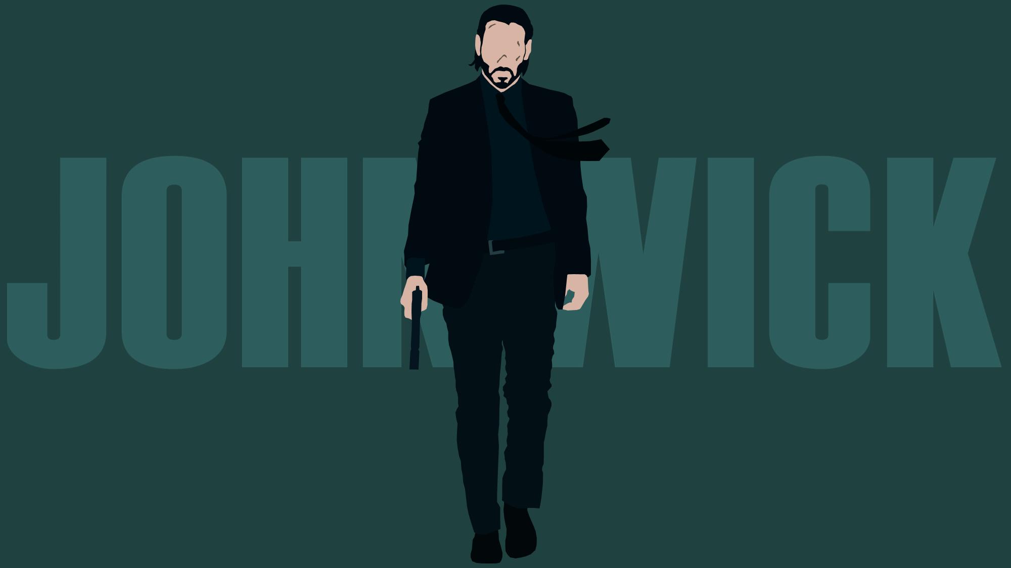 John Wick By Reverendtundra On Deviantart