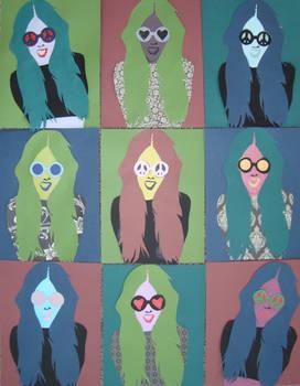 8. Pop Art Portrait
