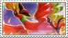Ho-oh Stamp