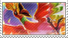 Ho-oh Stamp by ovaettr