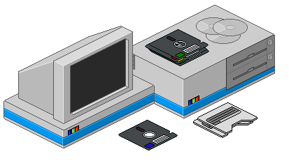 Iso Computer by Gridysgood