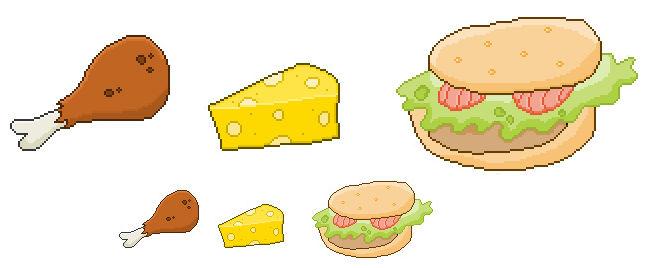 Pixel Eat