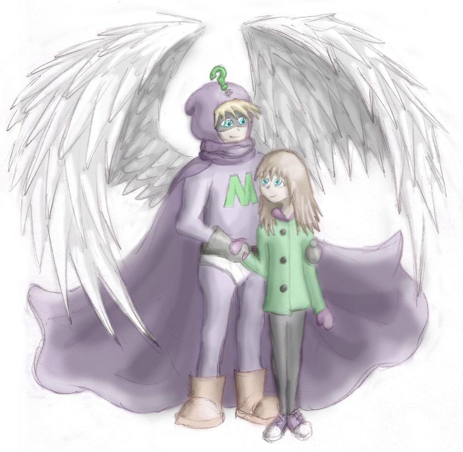 Guardian Angel by Dragongirl9888