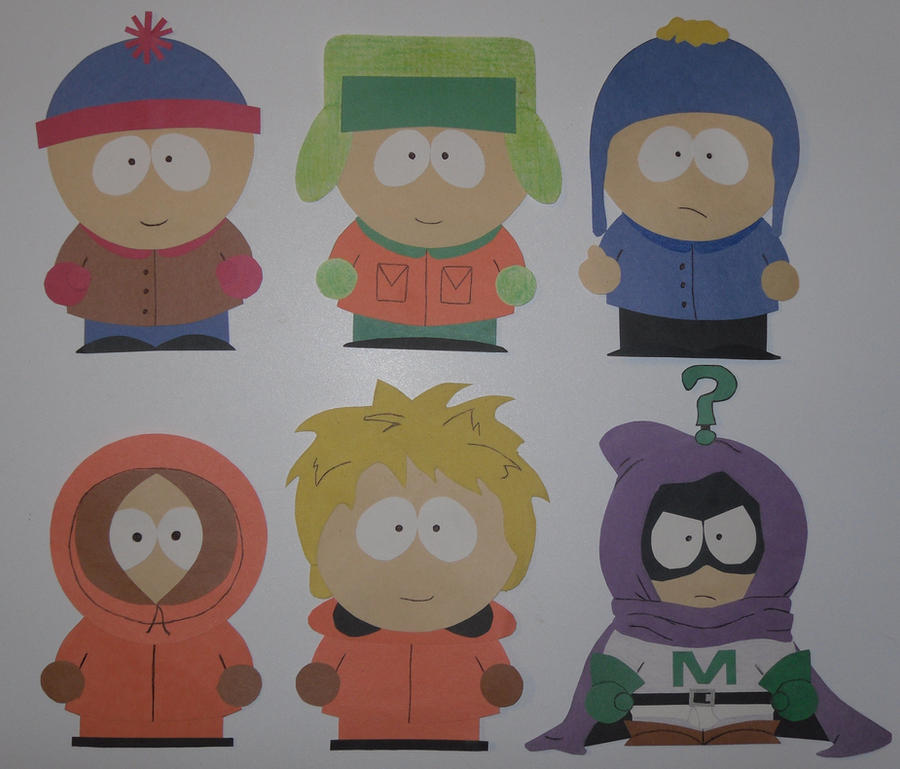 south park research paper