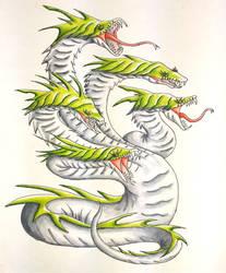 Hydra by Dragongirl9888