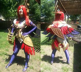 Phoenix Quinn Cosplay by Dragongirl9888