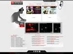Web Interface DJMarvin