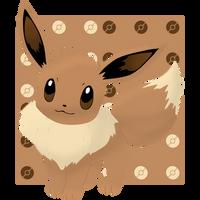 Eevee #133 by BadlyDrawnPokemon