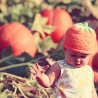Pumpkin Patch Kid 2 by missatralissa